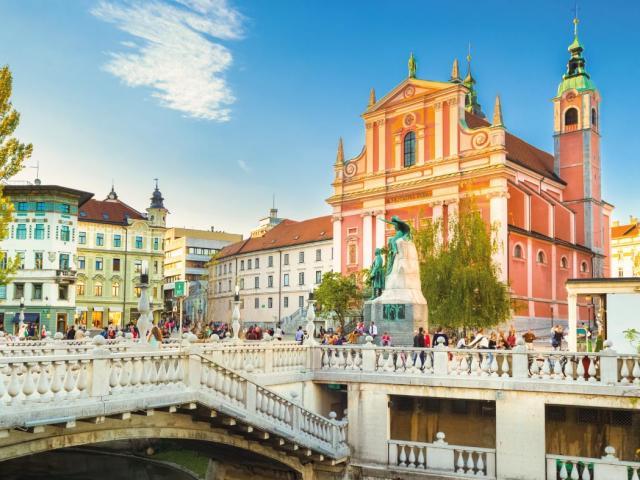 Du lịch - Những địa danh có phong cảnh đẹp nhất châu Âu