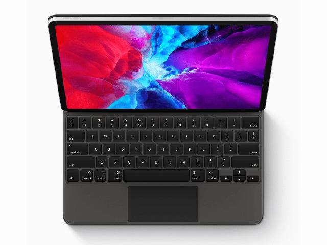 """HOT: Apple """"trình làng"""" iPad Pro 2020 với bàn phím Magic mới, camera sau siêu """"đỉnh"""""""