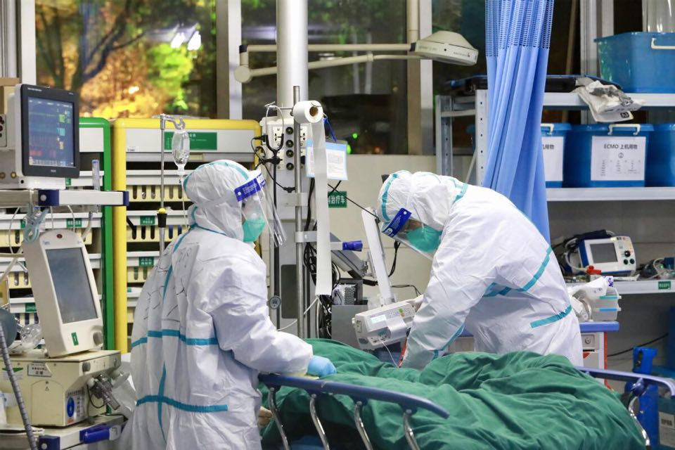 Dịch Covid-19: Virus lan ra 174 quốc gia, hơn 200.000 người mắc - 1