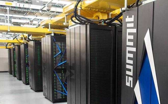 Cận cảnh siêu máy tính Mỹ dùng để chiến đấu với COVID-19 - 4