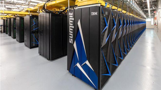 Cận cảnh siêu máy tính Mỹ dùng để chiến đấu với COVID-19 - 10