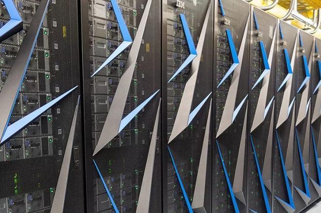 Cận cảnh siêu máy tính Mỹ dùng để chiến đấu với COVID-19 - 9