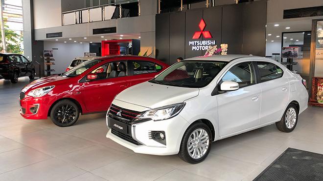 So sánh Mitsubishi Attrage cũ mới và những điểm thay đổi - 1