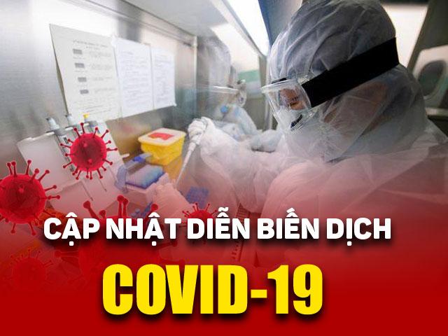 Dịch Covid-19 ngày 20/3: Một bệnh nhân đã âm tính 2 lần, có thể ra viện