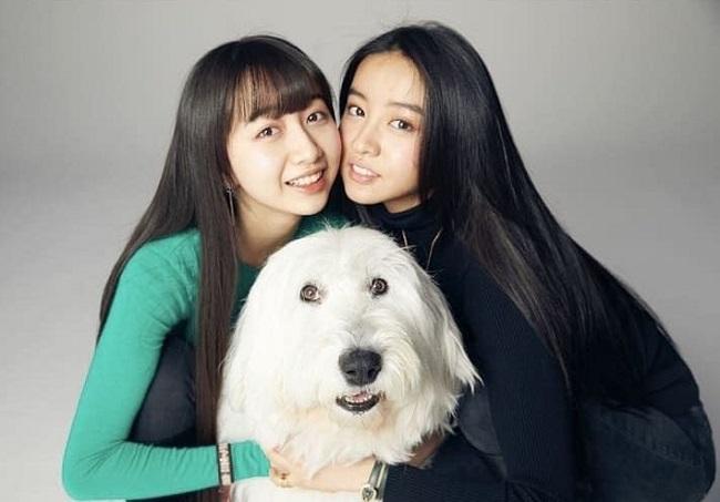 Kokomi và Mitsuki Kimura đang được giới trẻ Nhật Bản cũng như châu Á mến mộ bởi tài năng và nhan sắc.