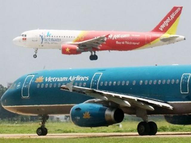 Soi mức độ thiệt hại của các hãng hàng không do Covid-19