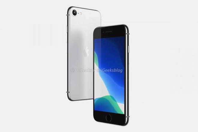 iPhone 9 đã được sản xuất hàng loạt, sẵn sàng xuất hiện vào cuối tháng - 1
