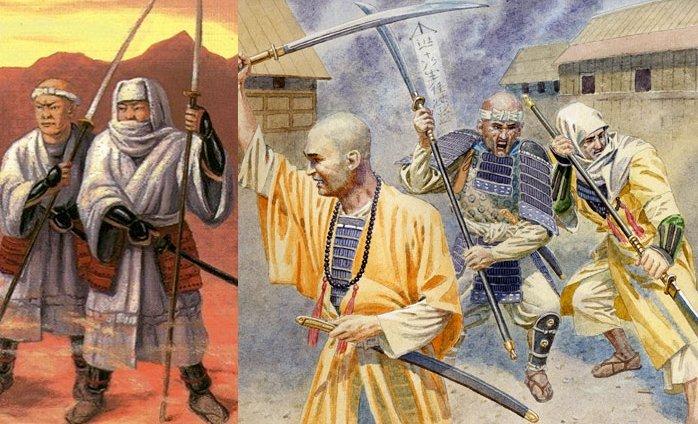 Bí mật phía sau các tu sĩ chiến binh cổ đại ở xứ Phù Tang - 1