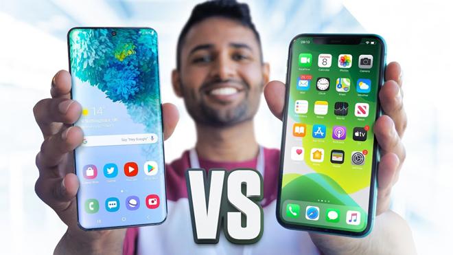 Mua iPhone 11 hay Galaxy S20 lời hơn? - 1