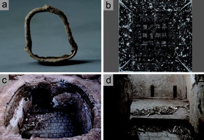 Bí ẩn mộ cổ ngàn năm của người đàn bà chết giữa đàn lừa - 1