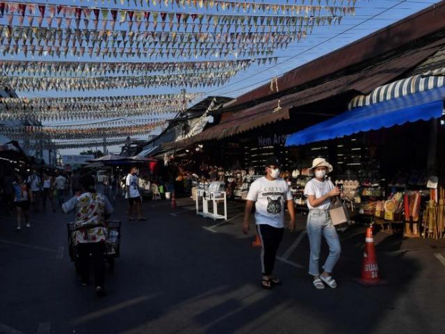 Số người nhiễm Covid-19 tại Thái Lan tăng kỷ lục lên mức nhiều thứ hai ĐNA