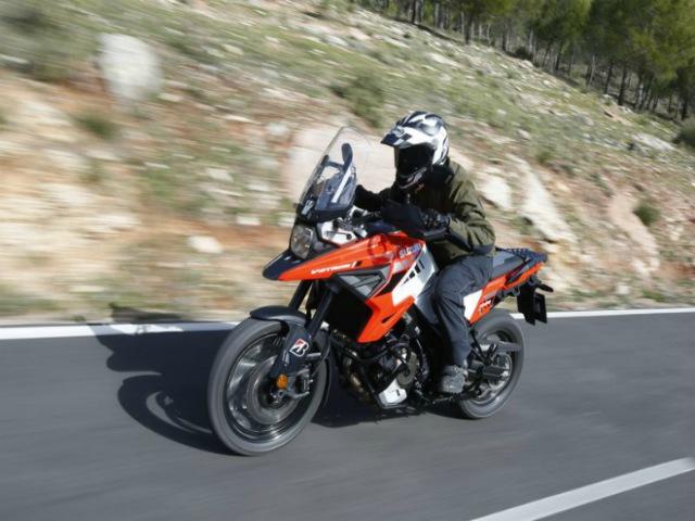 Đánh giá 2020 Suzuki V-Strom 1050XT: Sự thích thú khác lạ của xế phượt-hành trình