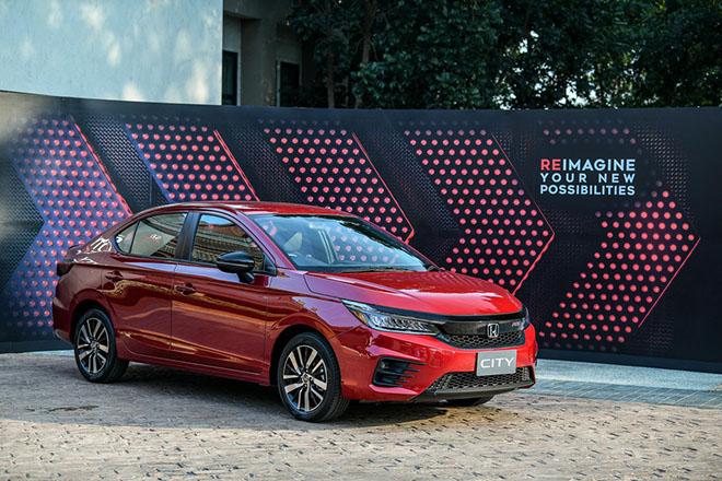 Honda City thế hệ mới sắp có mặt tại thị trường Ấn Độ - 1