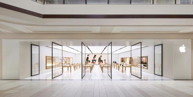"""Apple Store liên tục bị trộm """"ghé thăm"""" - 1"""