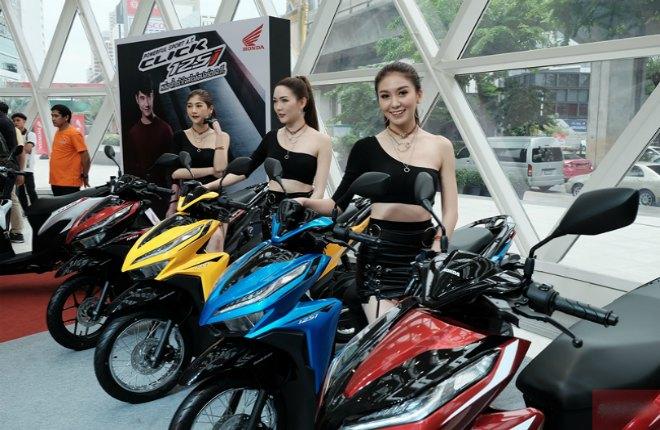 Bảng giá Honda Click 125 và 150 mới nhất cuối tháng 3/2020 tại Việt Nam - 1