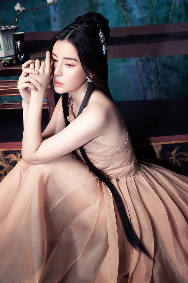 """""""Mợ Hai"""" Cao Thái Hà tung ảnh cổ trang đẹp quyến rũ, ma mị - 1"""