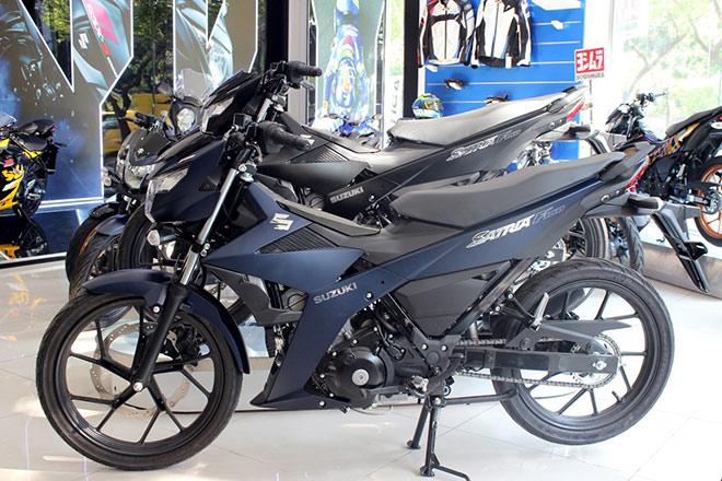 Suzuki Việt Nam chính thức nhập khẩu Satria F150, giá 51,99 triệu đồng - 1