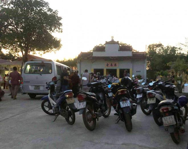 Án mạng kinh hoàng ở Bình Thuận, sư thầy và 1 phật tử đều tử nạn - 2