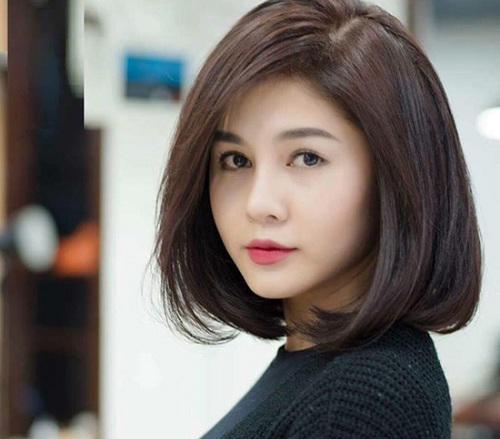 Những kiểu tóc ngắn uốn cụp phù hợp với mọi gương mặt đẹp nhất 2020 - 2