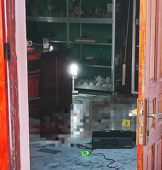 Án mạng kinh hoàng tại một ngôi chùa ở Bình Thuận: Cục Cảnh sát Hình sự vào cuộc - 1