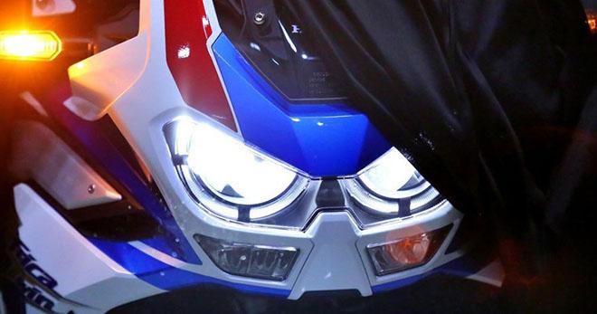 Xế phượt hạng nặng Honda Africa Twin CRF1100L 2020 bán ra tại Thái Lan, giá từ 400 triệu - 1