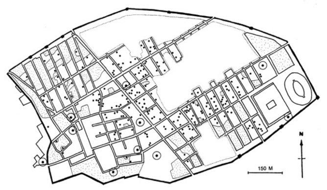 Những khám phá thú vị về nhà vệ sinh La Mã cổ đại - 1