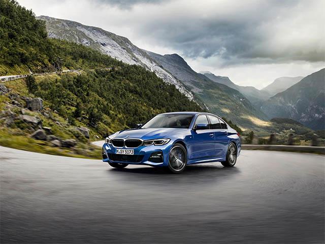 BMW Series 3 sắp ra mắt thị trường Việt với ba phiên bản