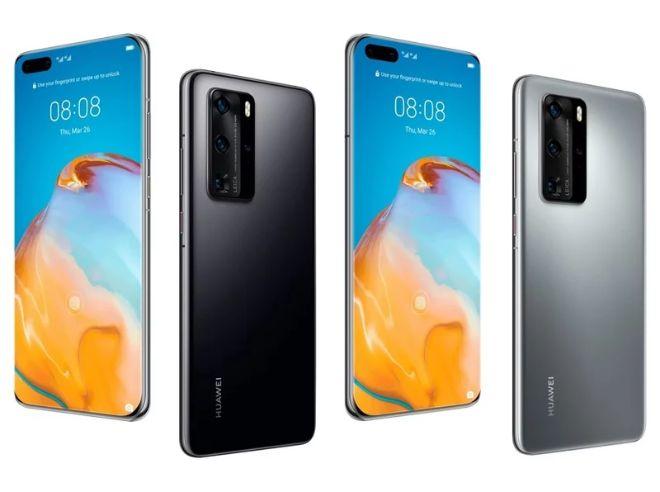 Giá bán và tính năng Huawei P40 và P40 Pro trước giờ G - 1