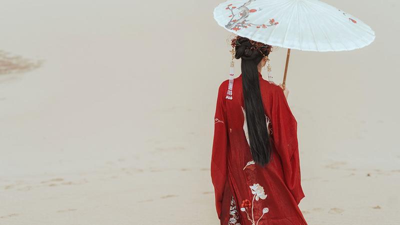 """Xu hướng mặc Hán phục của những """"tiên cô"""" Trung Quốc - 1"""