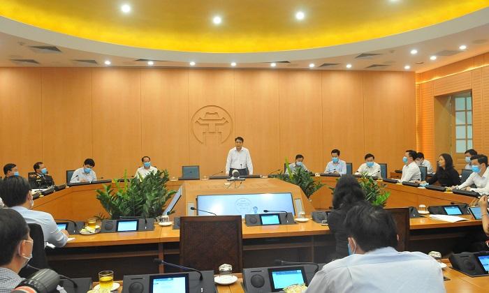 Chủ tịch TP.Hà Nội: Ổ dịch tại BV Bạch Mai đang diễn biến phức tạp - 1