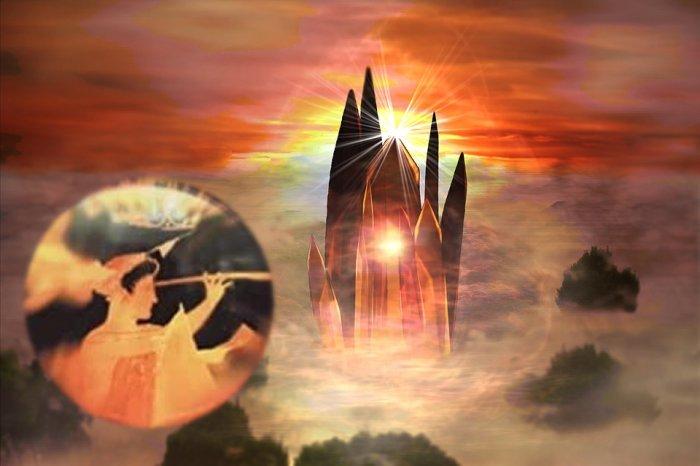 Mặt trời pha lê và bí mật công nghệ xây dựng Kim tự tháp - 1