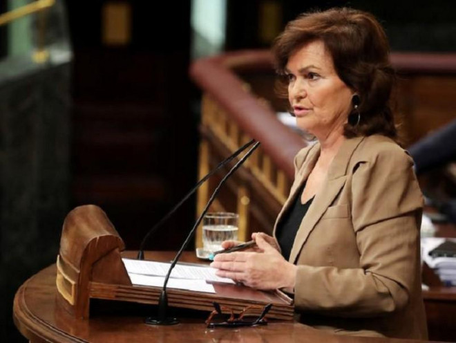 COVID-19 Tây Ban Nha: Phó thủ tướng nhiễm bệnh, cầu cứu NATO - 1