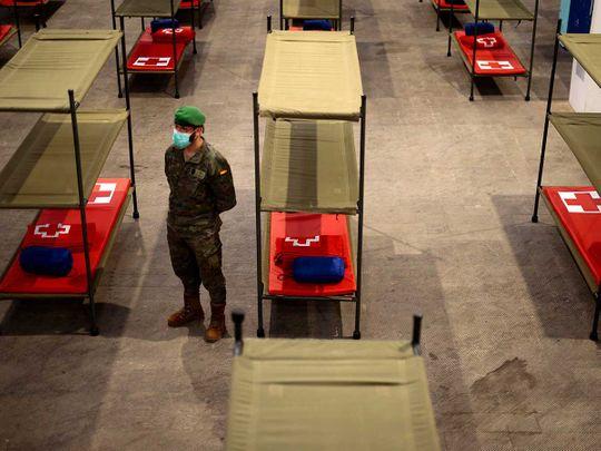Tây Ban Nha: Số người tử vong vì Covid-19 đã vượt Trung Quốc - 1