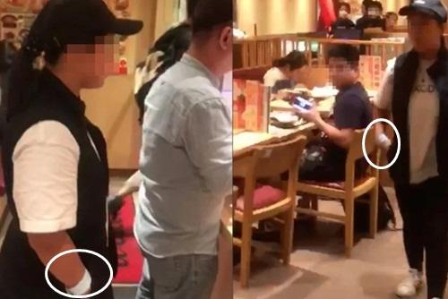 Du học sinh Mỹ bất chấp lệnh cách ly, trốn ra ăn tối ở nhà hàng - 1