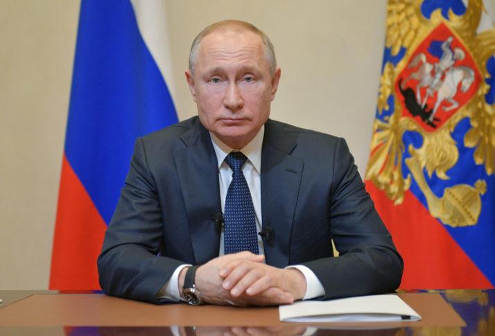 Những đề xuất phòng chống dịch Covid-19 mới lạ của ông Putin - 1