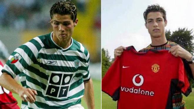 """Hàng công """"siêu khủng"""" Arsenal từng bỏ lỡ: Ronaldo sánh vai SAO nào? - 1"""