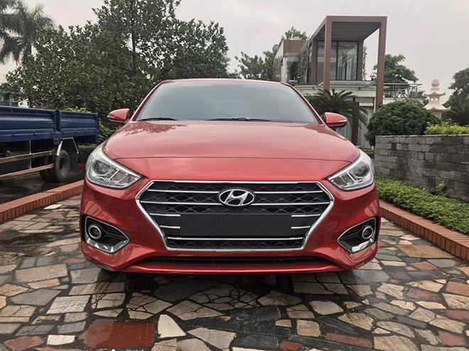 Hyundai Accent - Lựa chọn hoàn hảo để chạy dịch vụ - 1