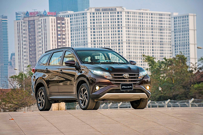 Toyota Rush: Hãy nhìn vào chất SUV - 1