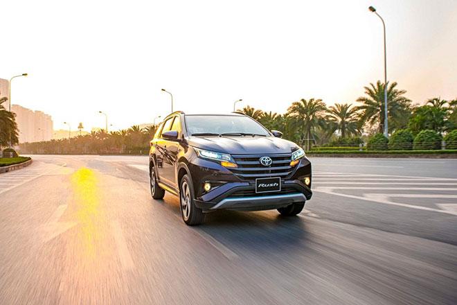 Toyota Rush: Hãy nhìn vào chất SUV - 3