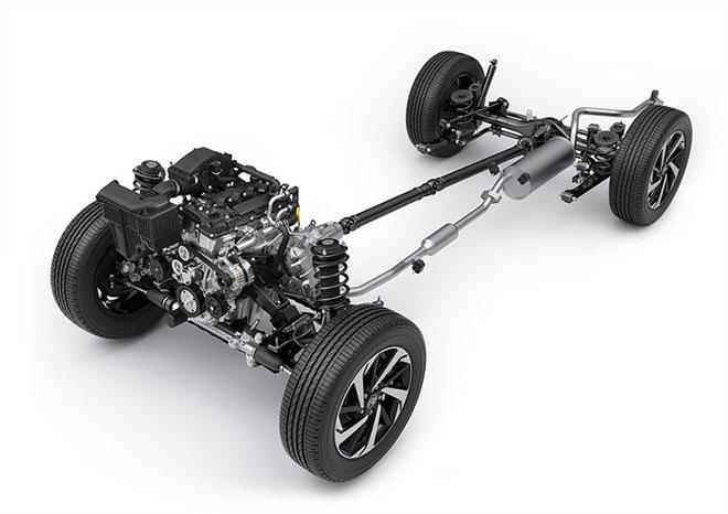 Toyota Rush: Hãy nhìn vào chất SUV - 4