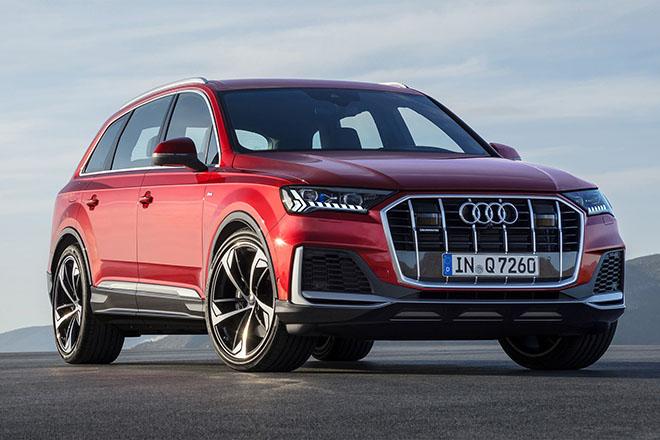 Audi ra mắt Q7 bản nâng cấp có giá hơn 3,4 tỷ đồng - 1