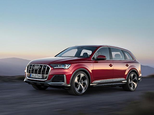 Audi ra mắt Q7 bản nâng cấp có giá hơn 3,4 tỷ đồng