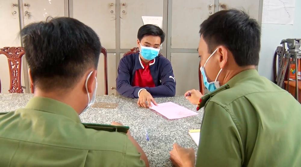 Phạt nam thanh niên 12,5 triệu đồng vì tung tin An Giang có người bị nhiễm Covid-19 - 1