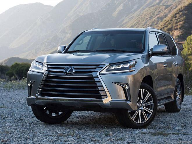 Lexus LX 2022 được phát triển hệ thống tăng áp kép bổ sung trên động cơ V6 và V8 - 1