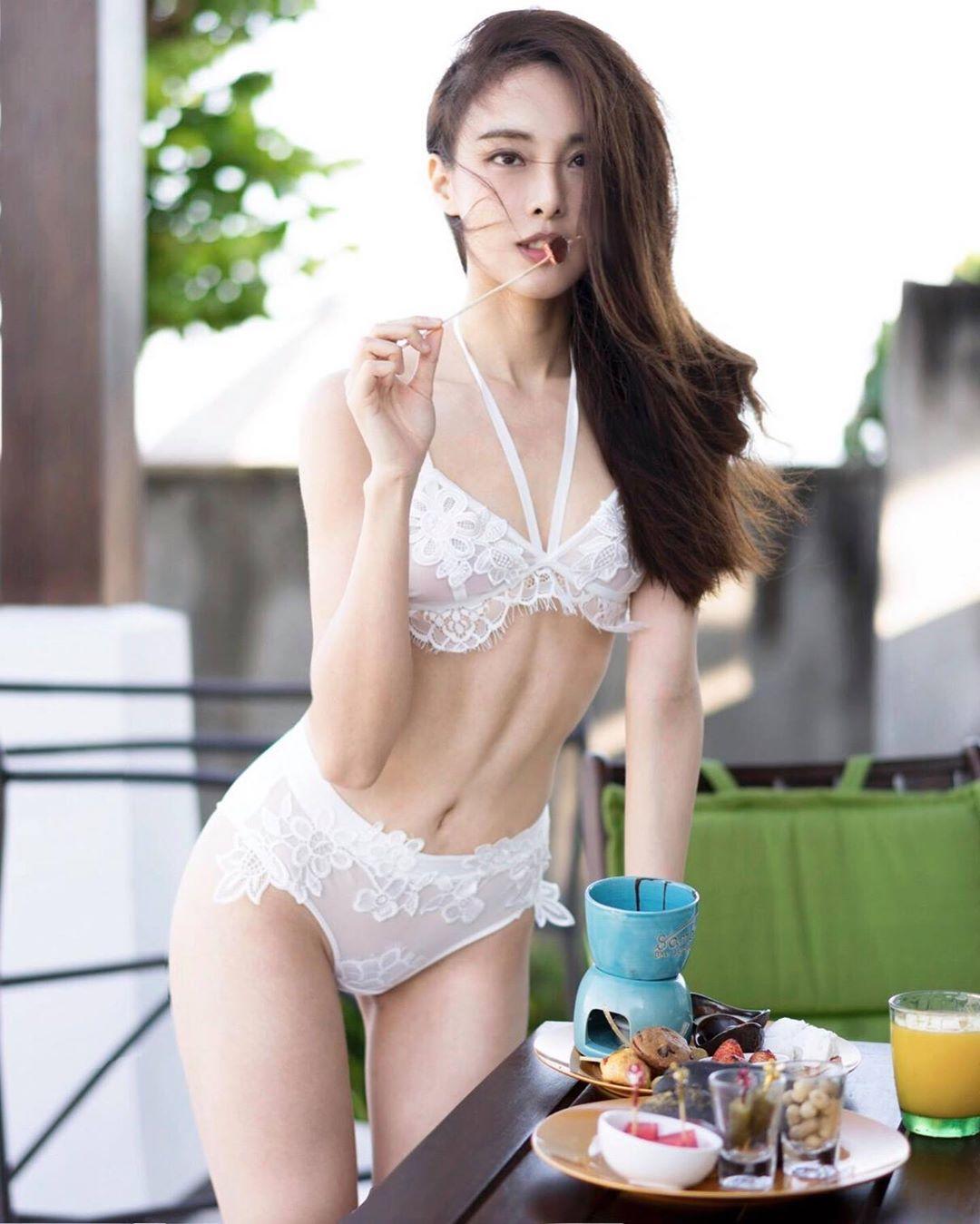 Bí mật cơ thể 12% mỡ của hot gymer Malaysia - 1