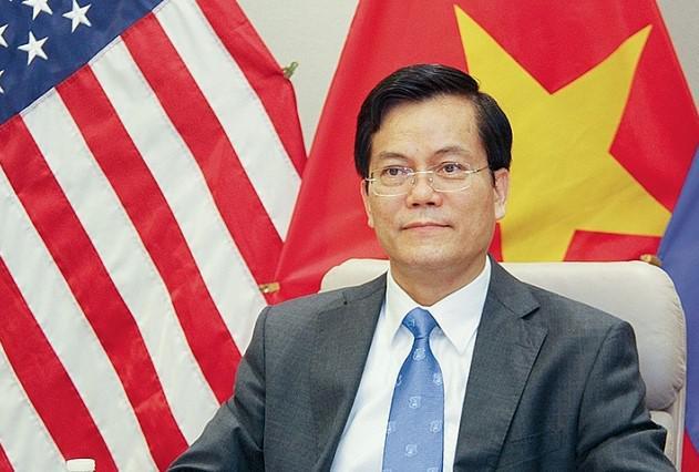 Đại sứ Hà Kim Ngọc nói về việc thủy thủ tàu sân bay Mỹ vừa thăm Việt Nam mắc Covid-19 - 1