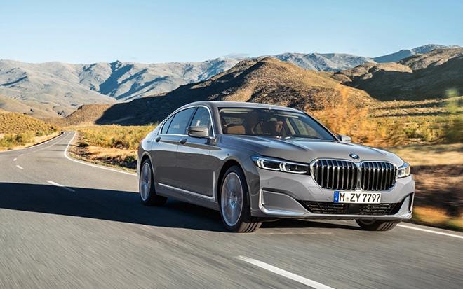 BMW Series-7 facelift sắp ra mắt thị trường Việt Nam với 3 phiên bản - 1
