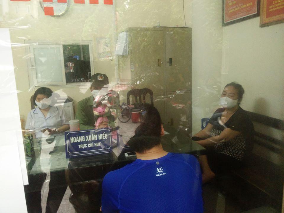 Tin tức 24h qua:4 người bị mời lên phườngvì không đeo khẩu trang khi đi tập thể dục - 1