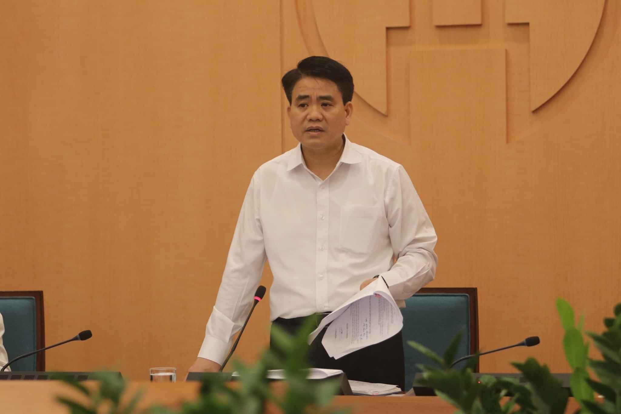 12 ca nhiễm liên quan đến Bệnh viện Bạch Mai: Chủ tịch Hà Nội có chỉ đạo khẩn - 1