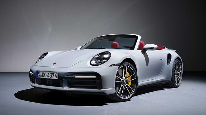 Porsche 911 Turbo S 2021 chốt giá từ 15,1 tỷ đồng tại Việt Nam - 1